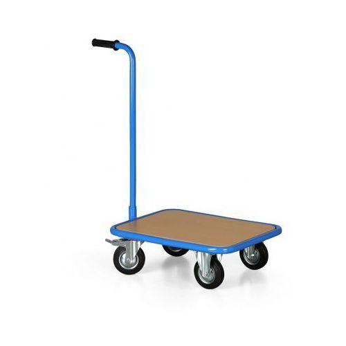 B2b partner Wózek platformowy z rękojeścią