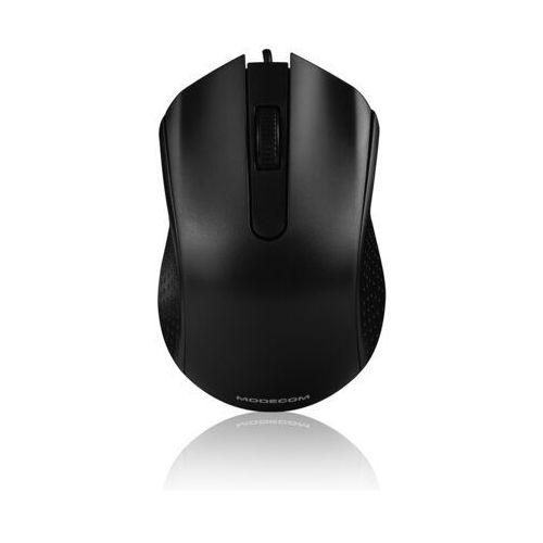 Modecom Mysz przewodowa m4.1 czarny