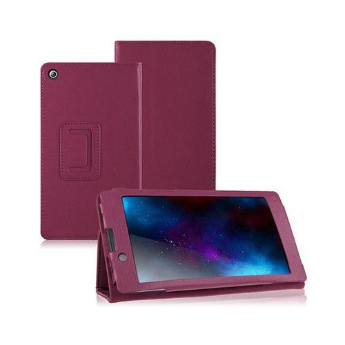 Fioletowe etui typu Stand Cover Lenovo Tab 2 A7-10F - Fioletowy, kolor fioletowy