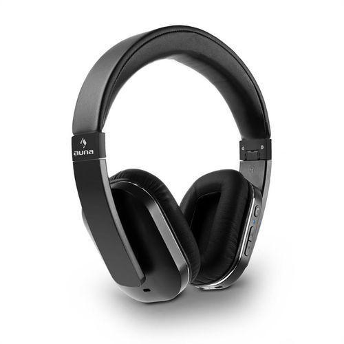 auna Elegance słuchawki Bluetooth funkcja głośnego mówienia Zamów ten produkt do 21.12.16 do 12:00 godziny i skorzystaj z dostawą do 24.12.2016