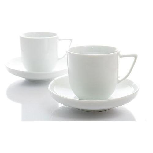 2 filiżanki porcelanowe rosenthal białe bianchi marki Rosenhal
