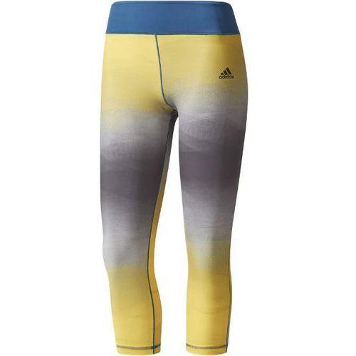Legginsy ultimate 3/4 tights br6789 marki Adidas