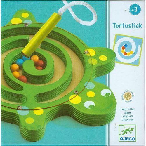 Djeco Zabawka zręcznościowa tortustick (3070900016903)