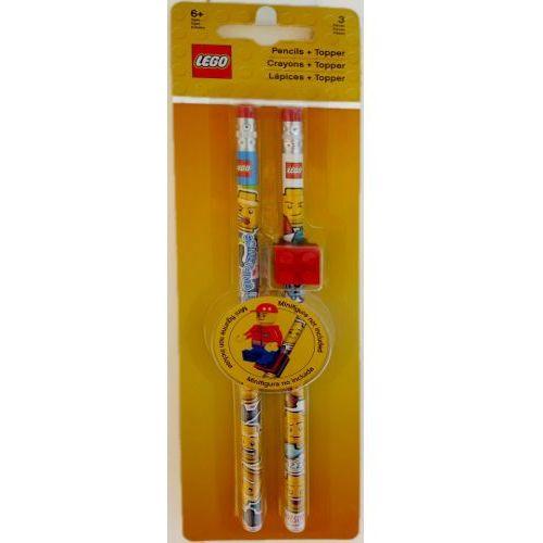 51141 zestaw ołówki + klocek - gadżety marki Lego