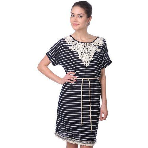 Brave Soul sukienka damska Blyther M ciemnoniebieski (2008887050031)