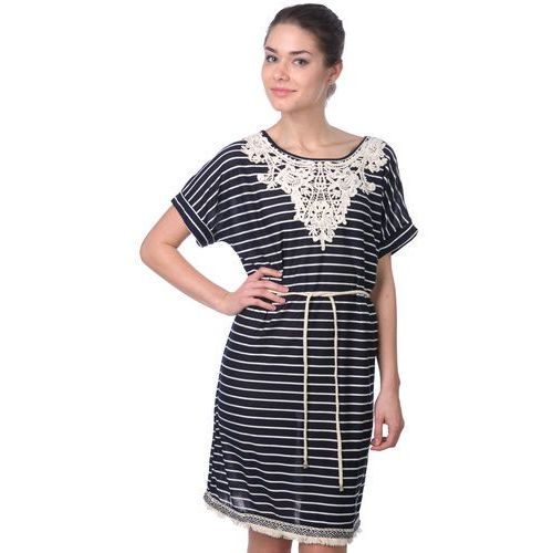 Brave Soul sukienka damska Blyther XS ciemnoniebieski (2008887050017)