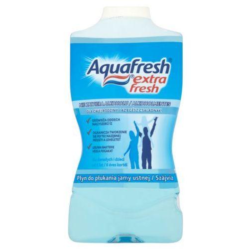 Aquafresh, Płyn do ust Triple Protection Extra Fresh&Minty, 500ml - GSK