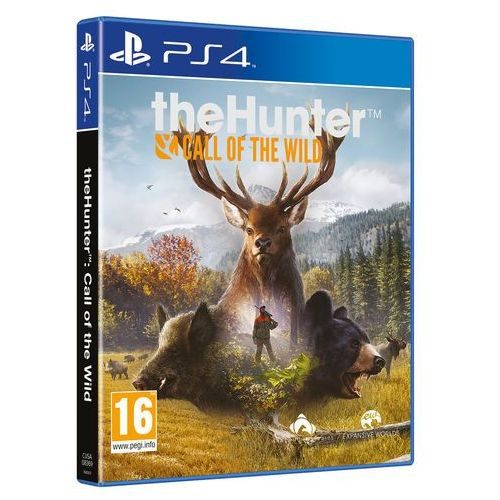 The Hunter Call Of The Wild (PS4)