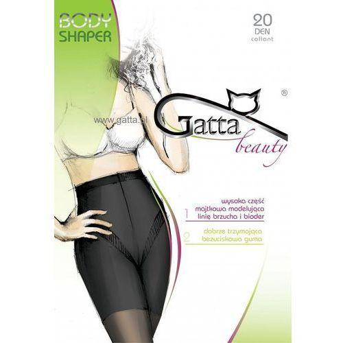 Rajstopy wyszczuplające body shaper 20 den marki Gatta