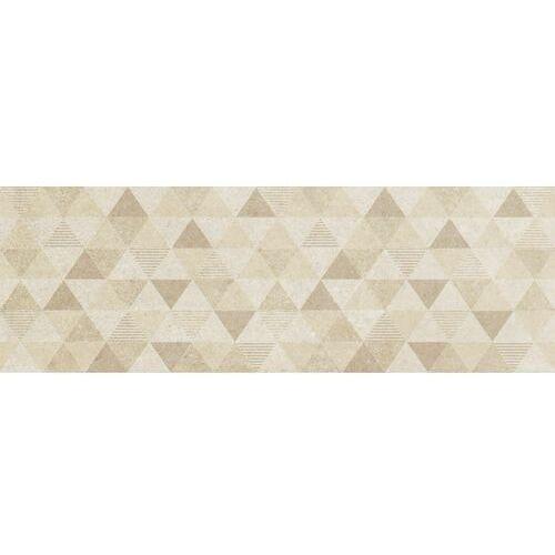 Ceramika color Mizar triangle dekor 25x75 gat ii