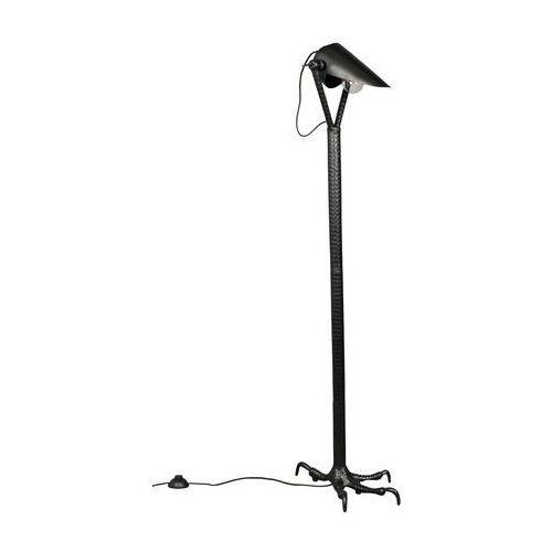 lampa podłogowa falcon czarna 5100072 marki Dutchbone