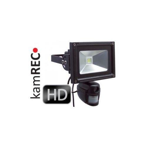 Kamera zewnętrzna z czujnikiem ruchu led 10W z kategorii Kamerki i rejestratory video