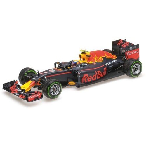 Minichamps Red bull racing tag heuer rb12 #33 max verstappen 3rd place brazilian gp 2016