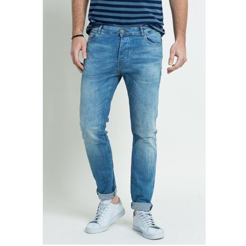 - jeansy simon slim azur used marki Review