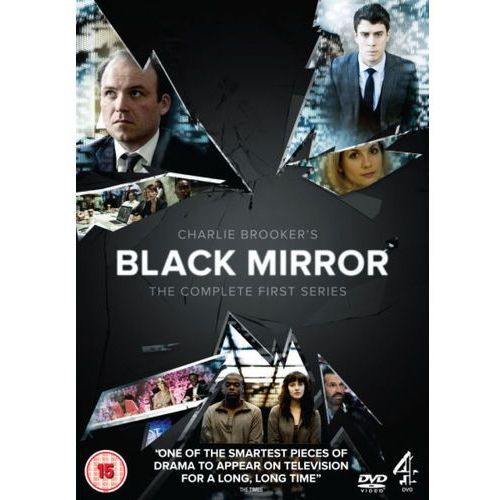 Channel 4 Charlie brookers black mirror