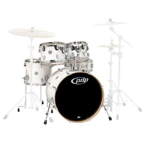 (pd806025) drumset pearlescent white marki Pdp