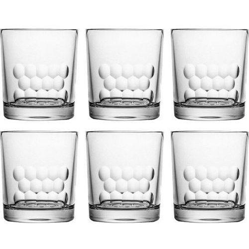 Szklanki kryształowe do whisky Kultowe Formy 4349 w zestawie 6 szt. (5900341043498)