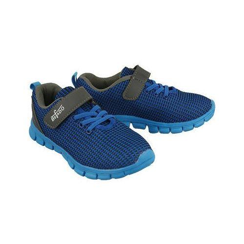 BEFADO 516X 017 niebieski, półbuty sportowe dziecięce, rozmiary 27-32 - Niebieski (5907669516291)