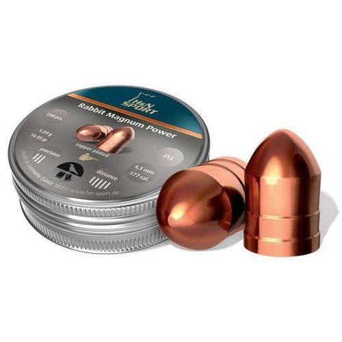 H&n sport Śrut diabolo h&n rabbit magnum power ii 4.5mm 200szt (92264500003)