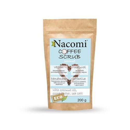 Peeling do ciała suchy kokos 200g - NACOMI