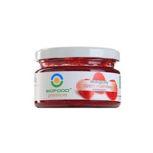 Bio food Dżem malinowy ekologiczny 200g -