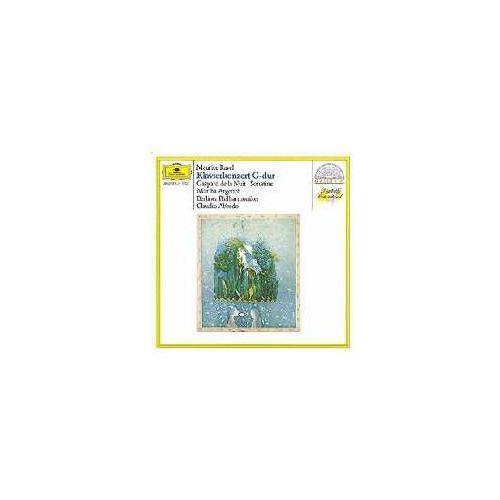 Deutsche grammophon Piano concerto: g - dur / gaspard de la nuit / sonatine