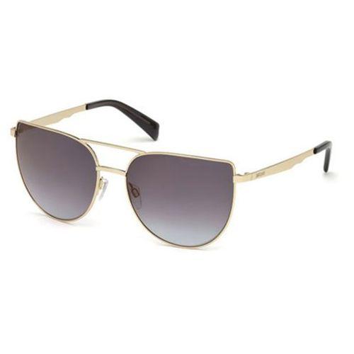 Just cavalli Okulary słoneczne jc 829s 28c