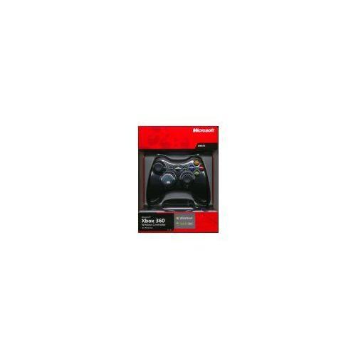 Oryginalny bezprzewodowy pad xbox 360 + pc marki Microsoft