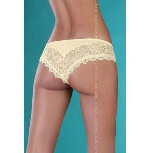 Abrienda lc 6096 cream figi marki Livco corsetti fashion
