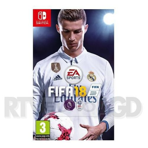 Electronic arts Fifa 18 (5030948122330)