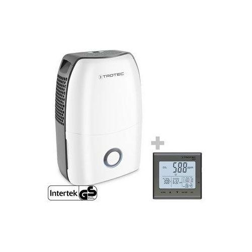 Osuszacz powietrza ttk 60 e + monitor co2 bz25 marki Trotec