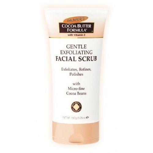 Palmers cocoa butter formula delikatnie złuszczający peeling do twarzy 150g