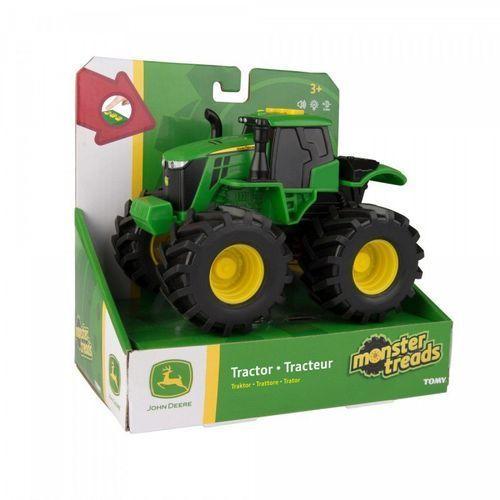John Deere Traktor Monster - Światło i dźwięk