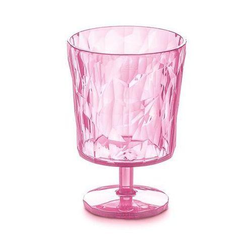 Kielich CRYSTAL 2.0 S - kolor różowy /przeźroczysty, 0,25 l, KOZIOL (4002942361665)