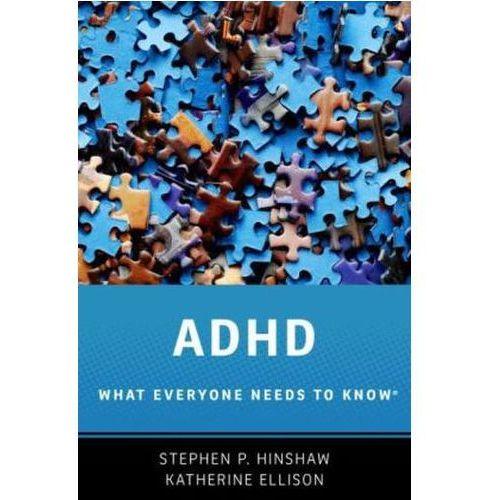 Stephen P. Hinshaw, Katherine Ellison - ADHD