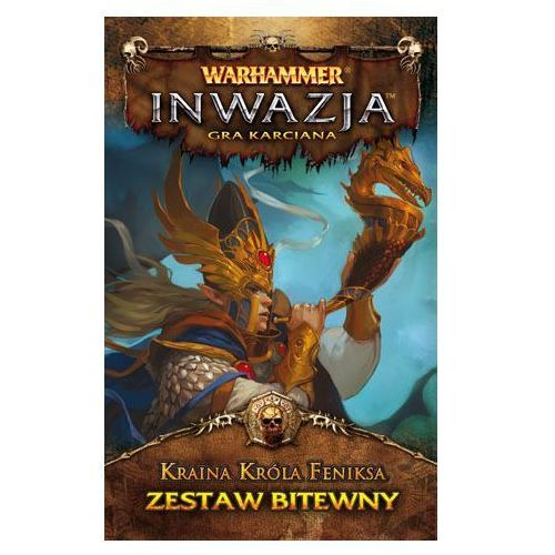 Fantasy flight games Warhammer inwazja: kraina króla feniksa