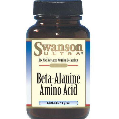Beta alanina 1000mg 60kaps - produkt z kategorii- Aminokwasy