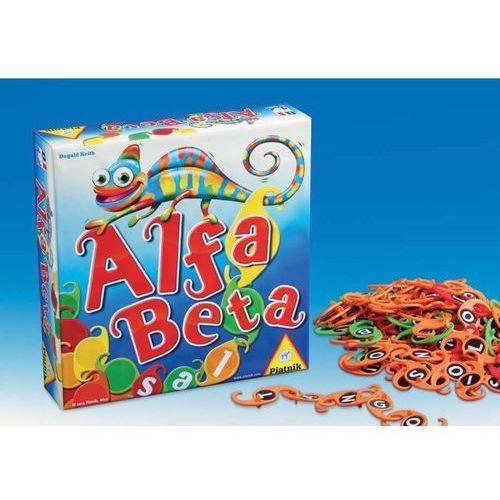 Alfa Beta gra +8