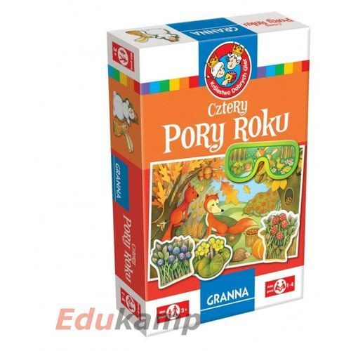 GRANNA Gra Cztery Pory Roku, AM_5900221002294