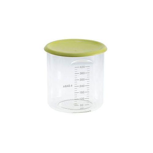 S�oiczek z hermetycznym zamkni�ciem 420 ml Beaba (neon)