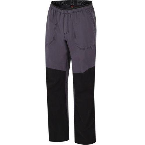 Hannah  spodnie turystyczne blog graphite/stretch limo xxl