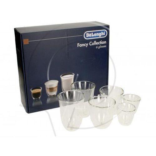 Szklanki do kawy do ekspresu do kawy DELONGHI DLSC302 5513296671