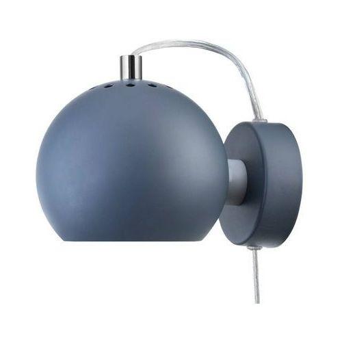 Ball-kinkiet ścienny nastawny Ø12cm marki Frandsen