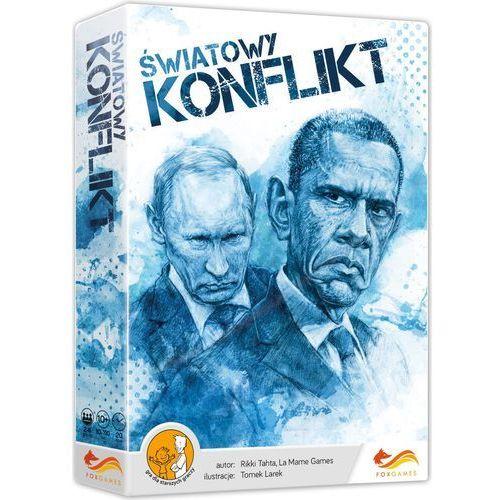 Gra światowy konflikt - darmowa dostawa od 250 zł!! marki Foxgames