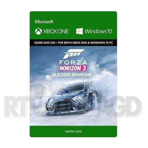 Microsoft Forza horizon 3 - blizzard mountain dlc [kod aktywacyjny] (0000006201111)