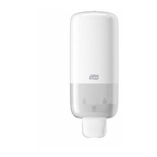 Dozownik do mydła w piance elevation 1 litr plastik biały marki Tork