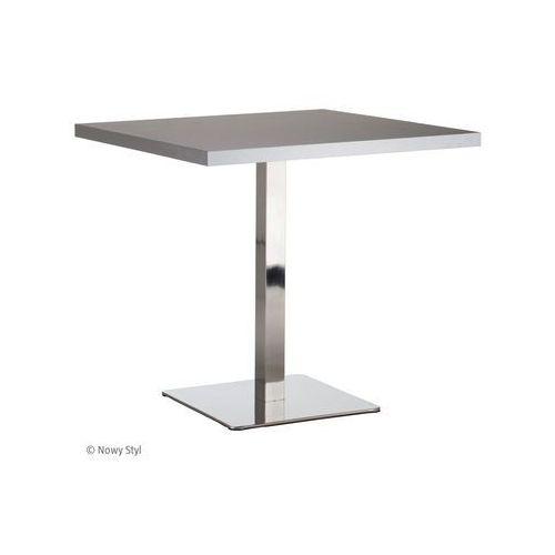 Podstawa stołu lara inox sq marki Nowy styl