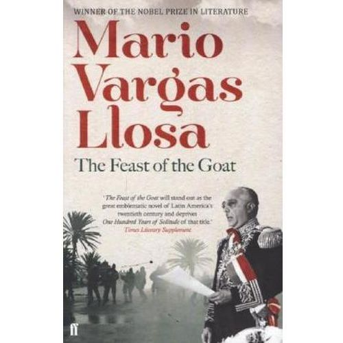 Feast of the Goat, Vargas Llosa, Mario