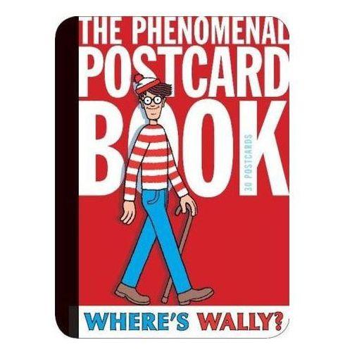 Wheres Wally? The Phenomenal Postcard Book, Walker Books Ltd