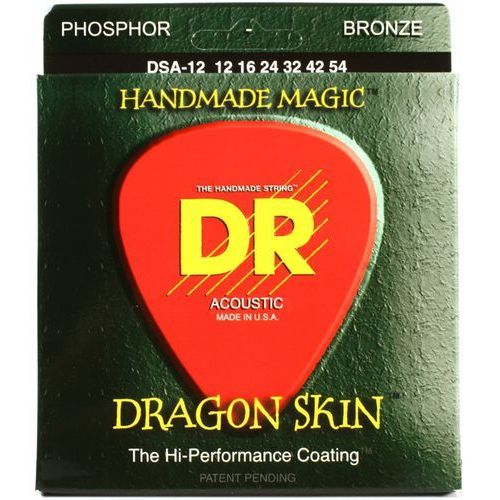 Dr dsa-12 dragon skin phosphor bronze